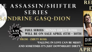 Blog Tour : Assassin Shifters by Sandrine Gasq Dion