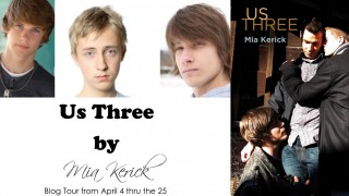 Blog Tour & Giveaway : Guestpost Mia Kerick - Us Three