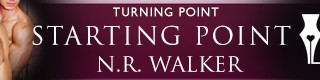 Starting Point by N.R. Walker - coming soon...