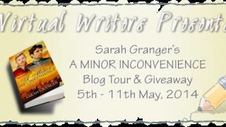 Blog Tour , Review & Giveaway : A Minor Inconvenience by Sarah Granger