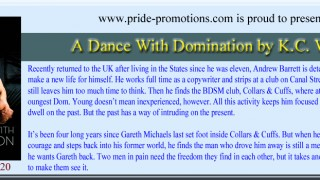 Blog Tour, Excerpt & Giveaway : K.C Wells - A Dance With Domination