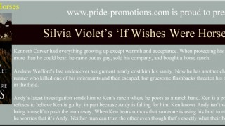 Blog Tour : Spotlight, Excerpt & Giveaway : If Wishes Were Horses by Silvia Violet