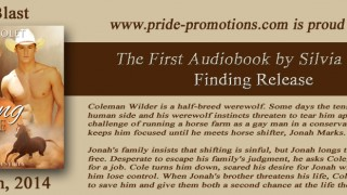 Book Blast : Audiobook Release Finding Release by Silvia Violet