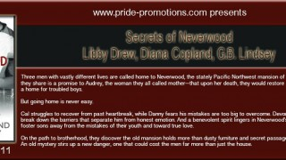 Blog Tour & Giveaway : Secrets of Neverwood by Libby Drew, Diana Copland & G.B Lindsey