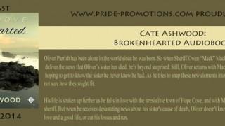 Book Blast: Audiobook Release Brokenhearted by Cate Ashwood
