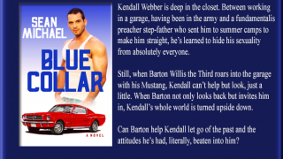 Book Blast : Excerpt & Giveaway , Sean Michael - Blue Collar