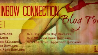 Blog Tour : Guestpost , Excerpt & Giveaway , BJ Sheppard - The Rainbow Connection Vol #1