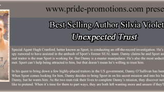 Blog Tour : Guestpost ,Excerpt & Giveaway , Unexpected Trust by Silvia Violet