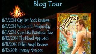Blog Tour : Guestpost & Giveaway , B.G Thomas - Summer Lover