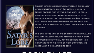 Book Blast : Excerpt & Giveaway , Satyr's Lure by Anya Richards
