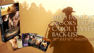 Blog Tour : Giveaway , Carol Lynne - Cattley Valley - Snake Charmer