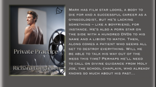 Book Blast : Excerpt & Giveaway , Private Practice by Richard Longfellow