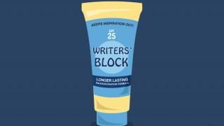 Smashing My Writer's Block