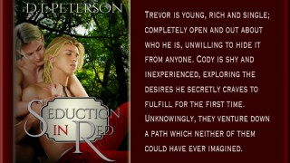 Blog Tour : Interview Questions, Excerpt & Giveaway D.T Peterson - Seduction in Red