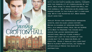 Blog Tour: Interview Questions,Excerpt & Giveaway Rebecca Cohen - Saving Crofton Hall