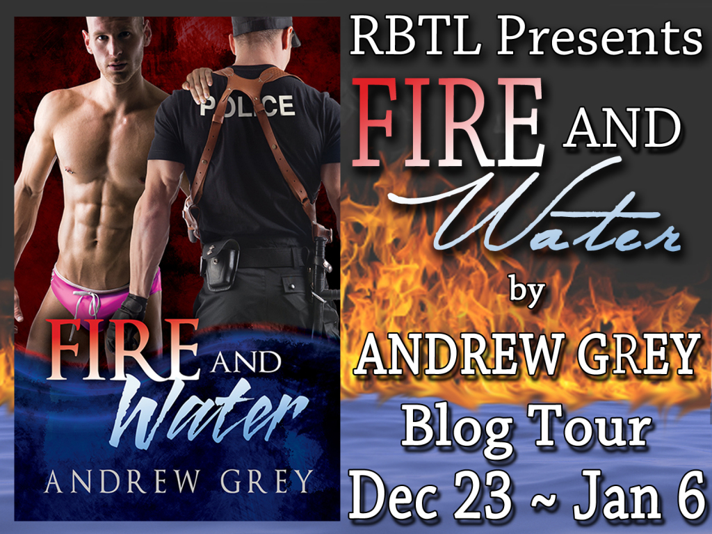 Fire and Water Blog Tour Banner