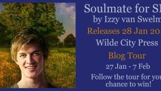 Blog Tour: Guestpost & Giveaway Izzy van Swelm - Soulmate for Sin