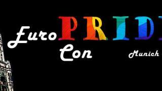 Euro Pride Con Blog Tour! Introduction