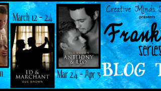 Review Tour incl Recent Release Review & Giveaway : Anthony and Leo by Sue Brown