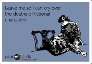 Death of fictional characters