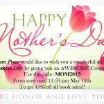 Happy Mother's Day from Torquere Press