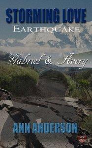 Earthquake Cover - Ann