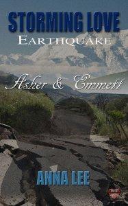 Earthquake Cover - Anna