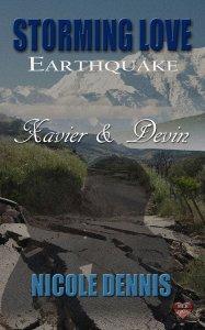 Earthquake Cover - Nicole