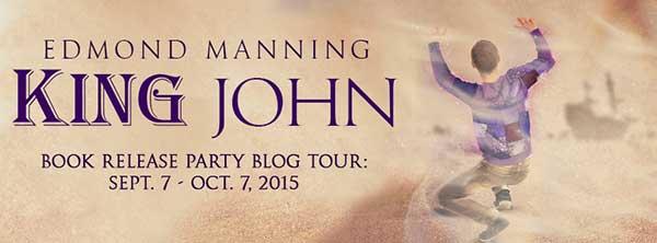 King John Blog Tour Banner