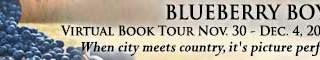 Blog Tour: Guestpost & Giveaway Vanessa North - Blueberry Boys