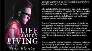 Blog Tour: Guestpost, Excerpt & Giveaway  Tina Blenke -- Life Worth Living
