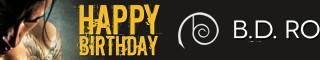Guestpost , Excerpt & Giveaway B.D Roca - Happy Birthday