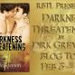 Blog Tour: Guestpost ,Excerpt & Giveaway Dirk Greyson - Darkness Threatening