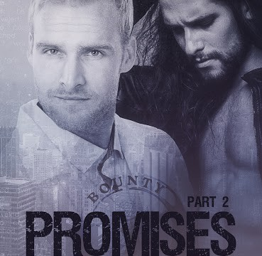 Release Day Blitz & Review:  Promises Part 2 (Bounty Hunters #2) by A.E. Via