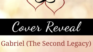 Cover Reveal: Gabriel – The Second Legacy by RJ Scott
