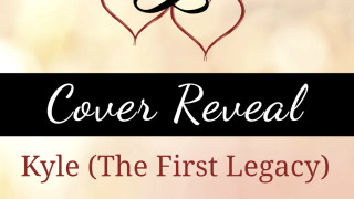 Cover Reveal: Kyle – The First Legacy by RJ Scott