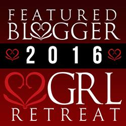 GRL Featured Blogger 2016