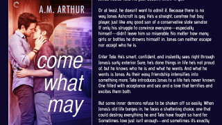 Blog Tour: Interview, Excerpt & Giveaway  A.M. Arthur -- Come What May