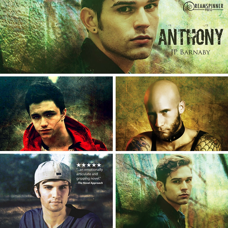 Anthony Promo Image 1