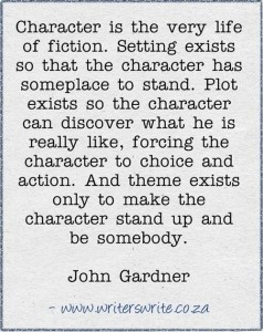 John Gardner quote on characters 29643feb42b151421ab41d6eb1939121