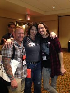 Brandon, JP, & Jared