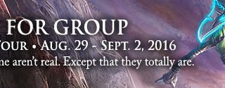 Blog Tour: Exclusive Excerpt & Giveaway Alexis Hall - Looking For Group