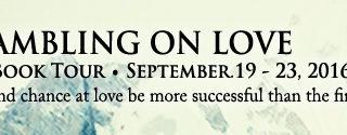 Blog Tour: Guestpost & Giveway Jane Davitt - Gambling On Love
