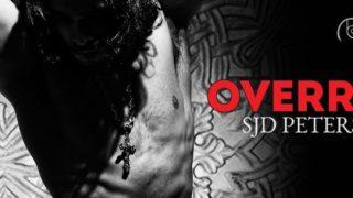 Spotlight incl Guestpost SJD Peterson - Override