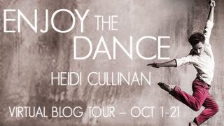Blog Tour: Exclusive Excerpt & Double! Giveaway Heidi Cullinan - Enjoy the Dance