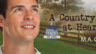 Spotlight incl Guestpost & Excerpt: M.A. Church - A Country Boy at Hearts (States of Love)
