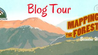 Blog Tour: Guestpost & Giveaway Brandon Witt - Mapping the Forest