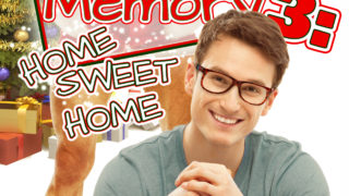 Release Day Review: A Christmas Memory 3: Home Sweet Home (Memories) by Max Vos
