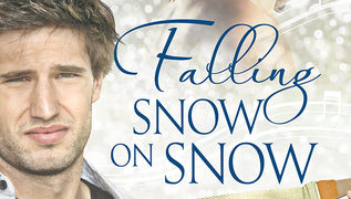 Release Day Review: Falling Snow on Snow by Lou Sylvre