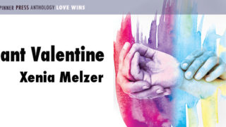 Love Wins Anthology Blog Tour with Xenia Melzer visiting !